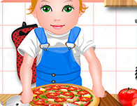 Baby Juliet Pizza