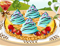 Waffle Party!