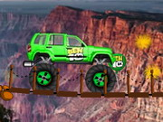 Ben 10 Urban Jeep