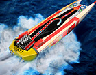 V10 Powerboat Racer