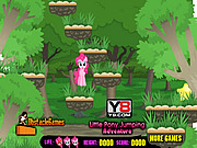 Little Pony Jumping Adventure