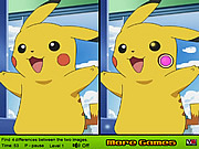 Pikachu Find Difference